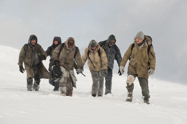 The Grey - Liam Neeson