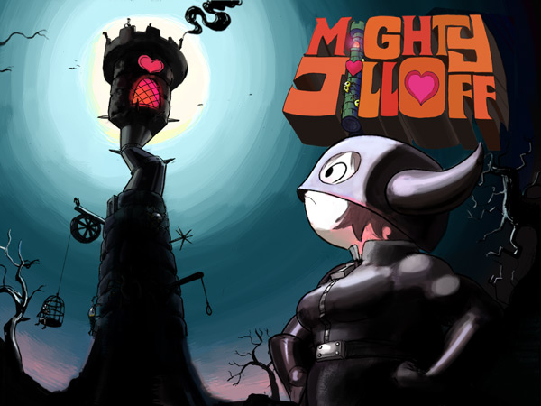 Mighty Jill Off - Anna Anthropy