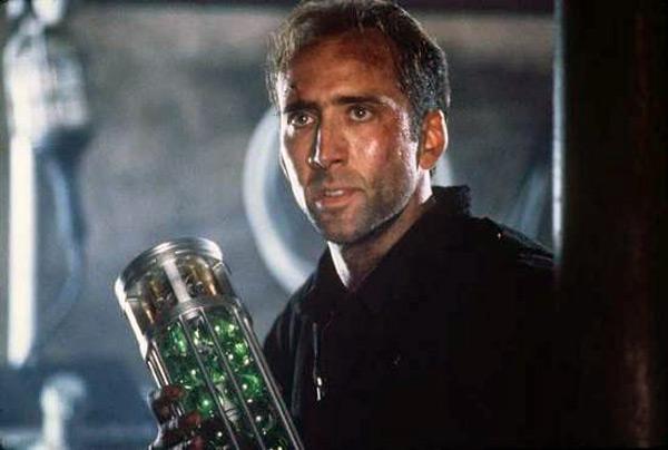The Rock - Nicolas Cage