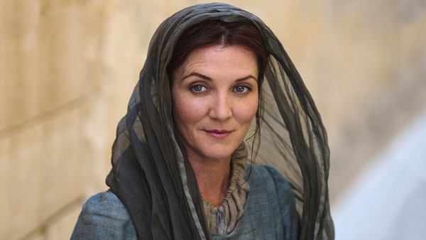 Game of Thrones - Michelle Fairley Interview - Catelyn Stark