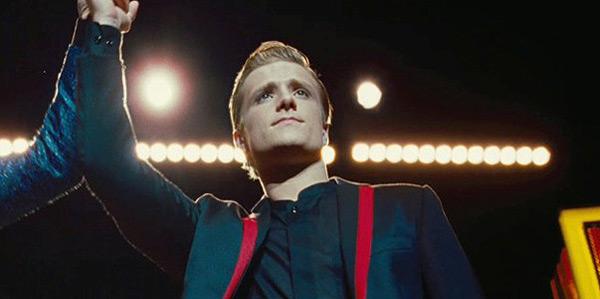 The Hunger Games - Josh Hutcherson