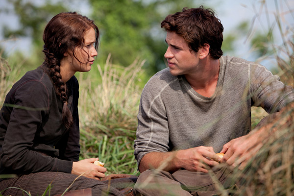 The Hunger Games - Liam Hemsworth