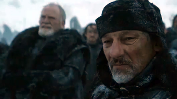 Game of Thrones - Episode 2.5 - Qhorin Halfhand