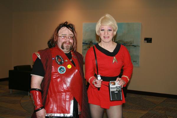 Star Trek - Klingon and Bro-hura