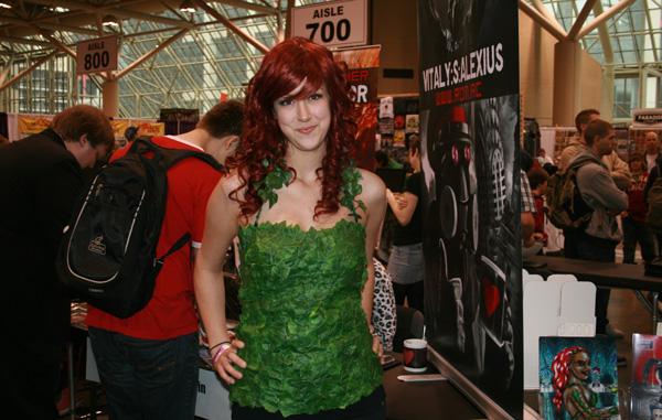 Comic Con 2012 - Poison Ivy