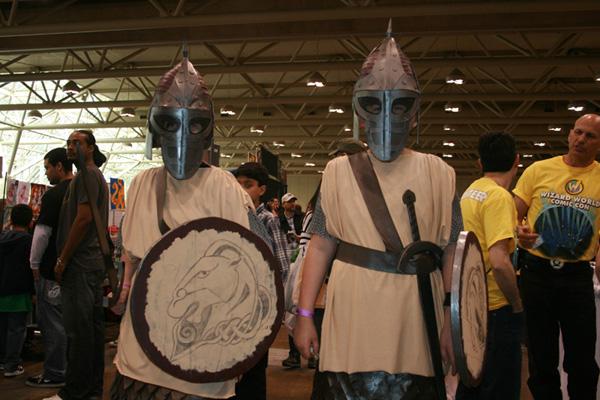 Skyrim soldiers