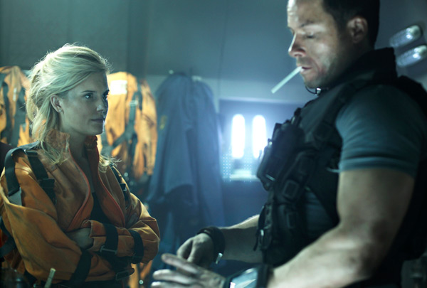 Lockout - Maggie Grace and Guy Pearce