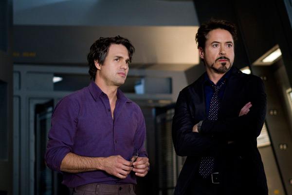 The Avengers - Mark Ruffalo Interview