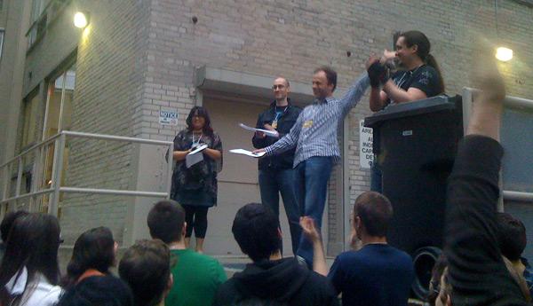 TOJam 2011 Organizers