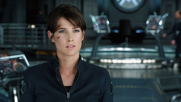 The Avengers - Maria Hill - Cobie Smulders