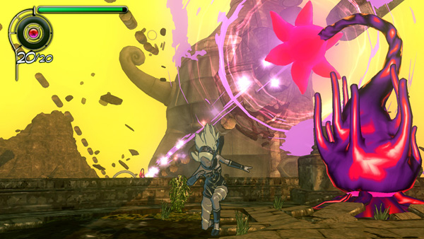 Gravity Rush inside image 1