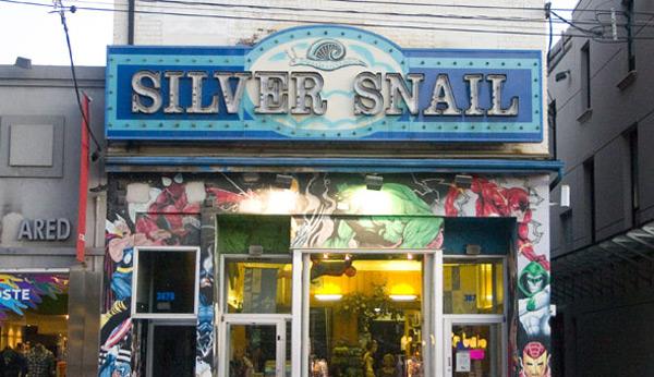 The Silver Snail - Toronto