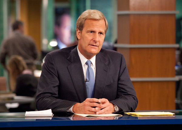 The Newsroom - Jeff Daniels