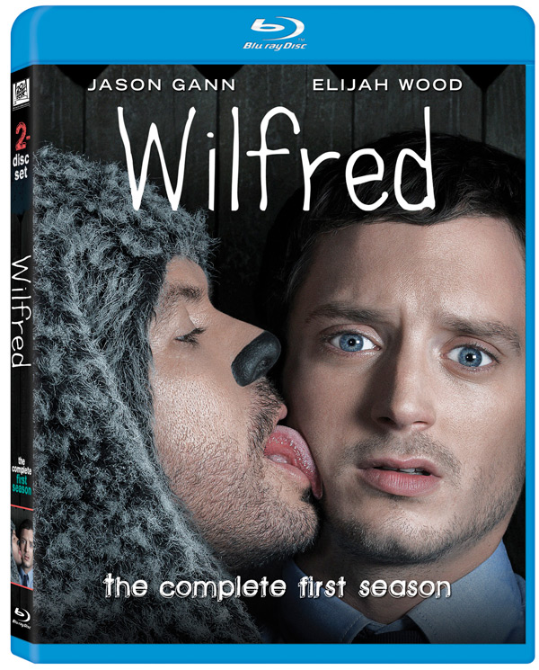 Wilfred Season One Blu-ray - Elijah Wood & Jason Gann