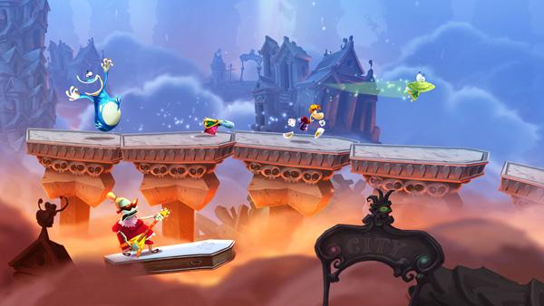 Wii U Rayman Legends 03