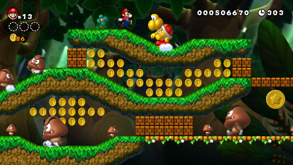 New Super Mario Bros U Screen 11