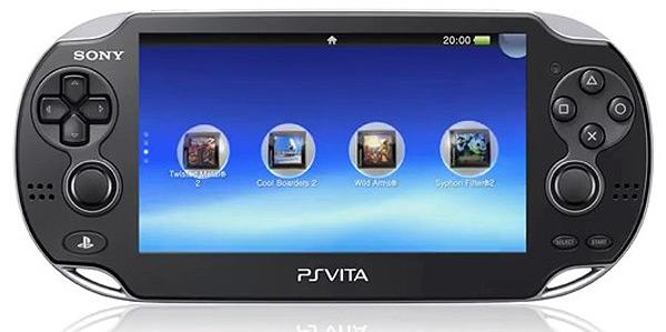 PSOne Games on Vita