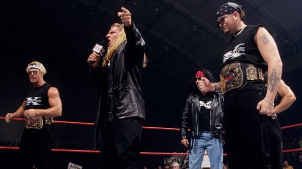 WWE Attitude Era - D-Generation X
