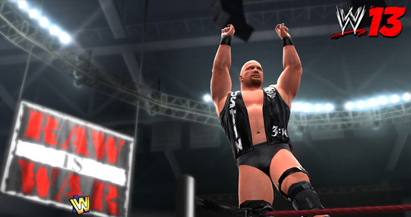WWE 13 - Stone Cold