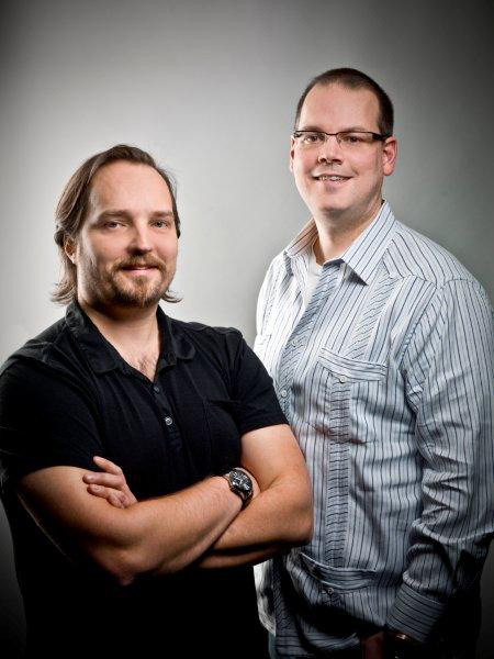 BioWare's Ray Muzyka and Greg Zeschuk