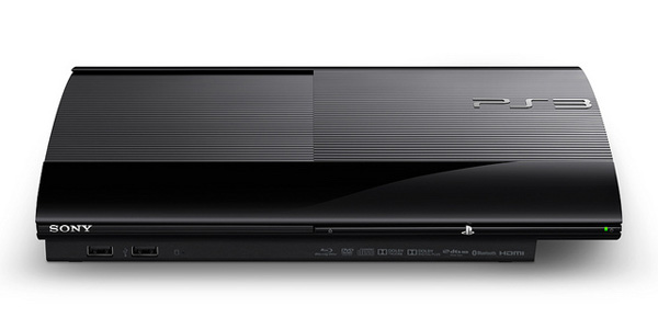 New PlayStation 3 model