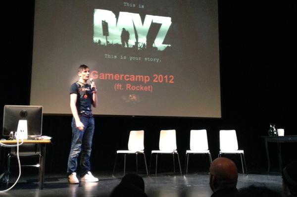 "Gamercamp - Dean ""rocket"" Hall"