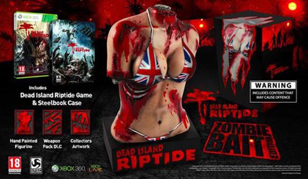 Dead Island Riptide Collecter's Edition