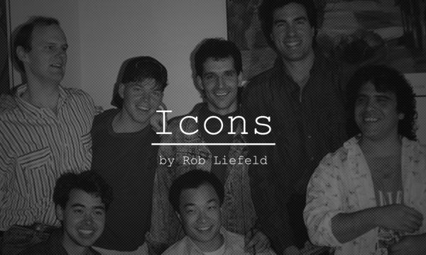 Icons - Rob Liefeld Screenplay
