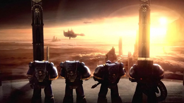 Warhammer 40,000 Space Marine - THQ Bankruptcy