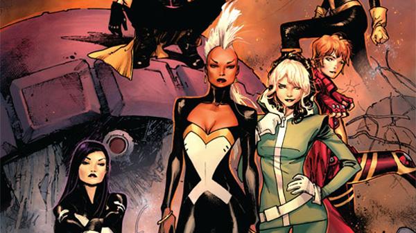 X-Men - Olivier Coipel