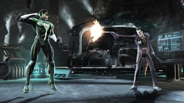 Injustice - Green Lantern Joker