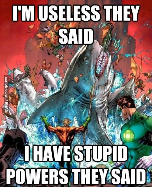 Awesome Aquaman