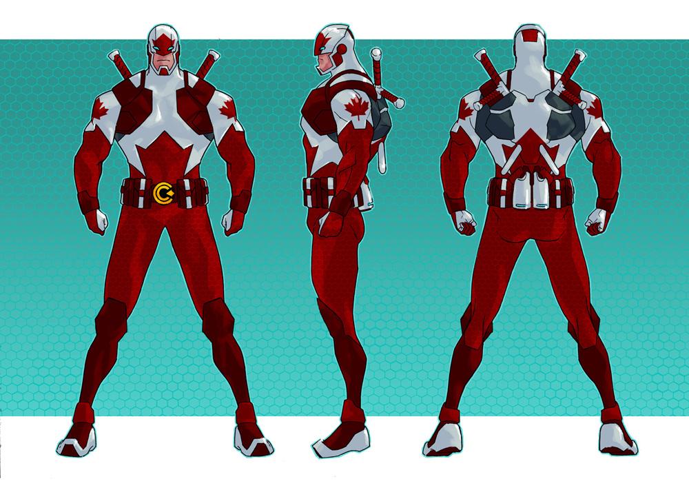 Costume Redesign