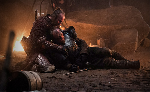 Game of Thrones - Season 3 - Thoros of Myr Beric Dondarrion
