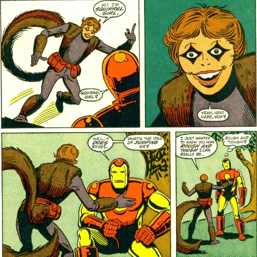 Squirrel Girl 1