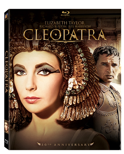 Cleopatra Blu-Ray Box Art