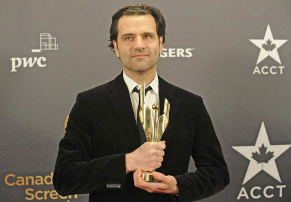 Jason Buxton - Blackbird - Canadian Screen Awards