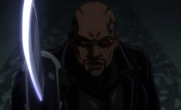 Marvel Blade Anime
