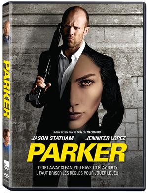 Parker - DVD Box Art