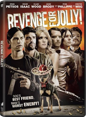Revenge for Jolly - DVD Box Art