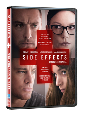 Side Effects - DVD Box Art