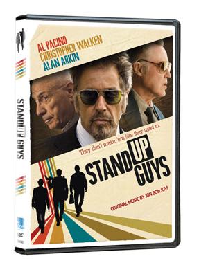 Stand Up Guys - DVD Box Art