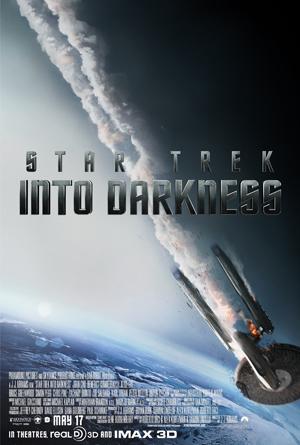 Star Trek Into Darkness One Sheet