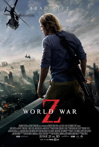World War Z - Final Poster