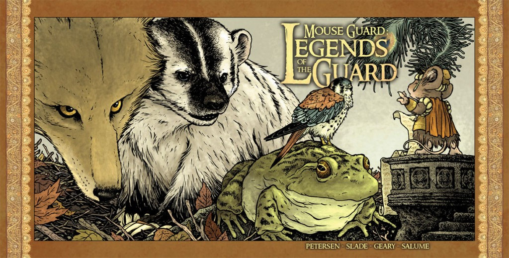 Mouse Guard: Legends of the Guard Volume Two #2