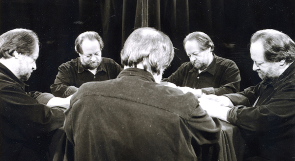 Deceptive Practice The Mysteries and Mentors of Ricky Jay