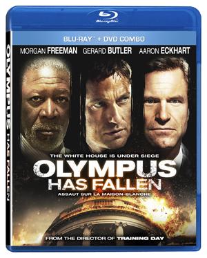 Olympus Has Fallen - Blu-Ray