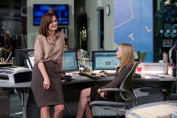 The Newsroom - Season 2 - MacKenzie Maggie