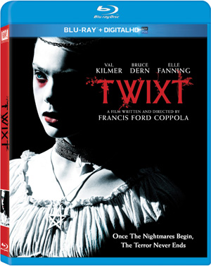 Twixt Blu-Ray Box Art