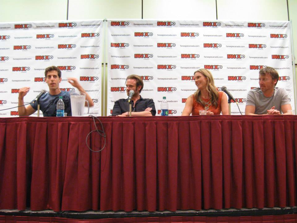 Splinter Cell: Blacklist Cast - Fan Expo